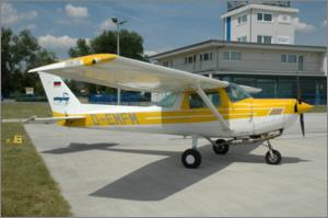 Cessna 152 D-EMFM from Arrow Airservice